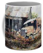 Jeromes Tank Truck Coffee Mug