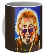 Jerry Garcia-dark Star Coffee Mug