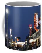 Jersey Shore Board Walk Coffee Mug
