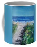 Jersey Shore Dunes  Coffee Mug