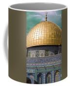 Jerusalem - Dome Of The Rock Coffee Mug