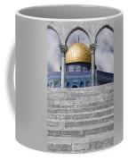 Jerusalem - The Dome Coffee Mug