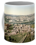 Jerusalem, C1900 Coffee Mug