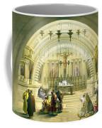 Jerusalem Calvery Coffee Mug