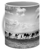 Jerusalem: Caravan, C1918 Coffee Mug