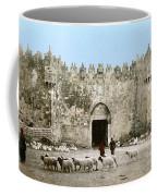 Jerusalem: Damascus Gate Coffee Mug