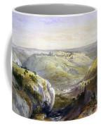 Jerusalem From The South Coffee Mug