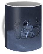 Jerusalem Israel In Cyan Coffee Mug