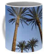 Jerusalem Palms Coffee Mug