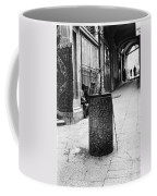Jerusalem: Roman Pillar Coffee Mug