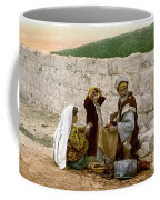 Jerusalem Shoemaker, C1900 Coffee Mug