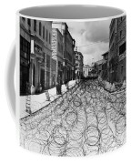 Jerusalem: Street, 1948 Coffee Mug
