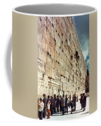 Jerusalem  Wailing Wall - To License For Professional Use Visit Granger.com Coffee Mug