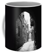 Jerusalem: Winter Coffee Mug