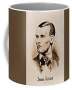 Jesse James Coffee Mug