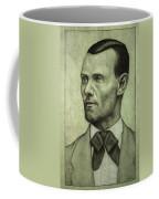 Jesse James Coffee Mug by James W Johnson