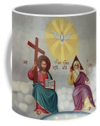 Jesus And Abraham Coffee Mug