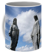 Jesus And Mary Coffee Mug
