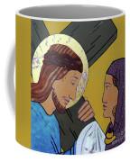 Jesus And Veronica Coffee Mug