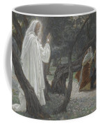 Jesus Appears To The Holy Women Coffee Mug