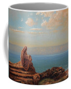 Jesus By The Sea Coffee Mug