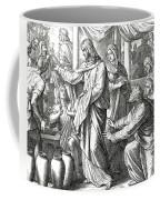 Jesus Changes Water Into Wine, Gospel Of John Coffee Mug