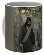 Jesus Christ- Rise And Walk With Me Coffee Mug