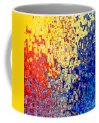 Jesus Christ The Light Of The World Coffee Mug by Mark Lawrence