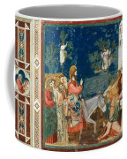Jesus Entering Jerusalem Coffee Mug