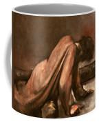 Jesus Falls The First Time Coffee Mug