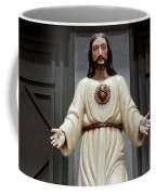 Jesus Figure Coffee Mug