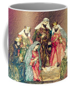 Jesus Is Born Coffee Mug