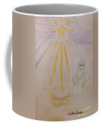Jesus Is Born Coffee Mug