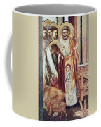 Jesus & Moneychanger Coffee Mug