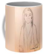 Jesus, Rough Sketch Coffee Mug