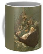 Jesus Sleeping During The Storm Coffee Mug