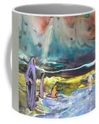Jesus Walking On The Water Coffee Mug