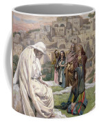 Jesus Wept Coffee Mug by Tissot