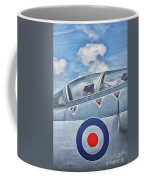 Jet Fighter By John Springfield Coffee Mug