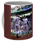 Jeter And Torre Coffee Mug