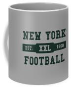 Jets Retro Shirt Coffee Mug