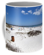 Jetty Park At Cape Canaveral In Florida Usa Coffee Mug
