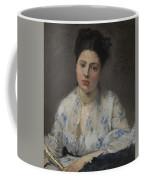 Jeune Femme Coffee Mug