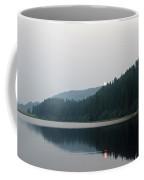 Jewel Lake Morning Coffee Mug