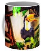 Jewel Of The Amazon Toco Toucan  Coffee Mug