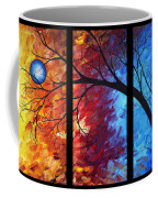 Jewel Tone II By Madart Coffee Mug