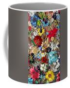 Jeweled Garden Coffee Mug
