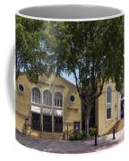 Jewish Museum Of Florida  Coffee Mug
