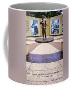 Jfk Tribute Fort Worth Coffee Mug