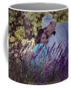Jill Purple Coffee Mug